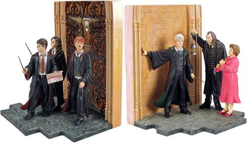 harry potter bookends design 3