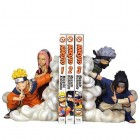naruto squad bookends design image