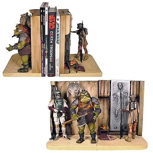 star wars bookends jabba palace