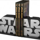 star wars logo bookend design