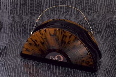 vinyl record purse artwork 2