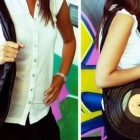 vinyl record purse artwork 4