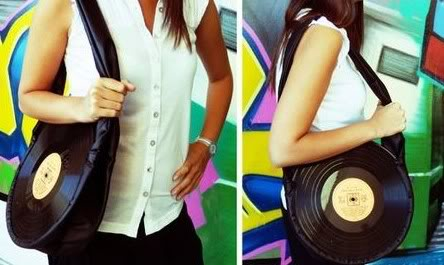 vinyl record purse artwork 4