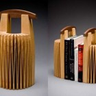 wood bookend design image 2