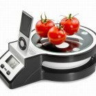 Kitchen Scale with iPod Dock