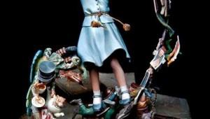 Lovechild Alice Sculpture