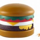 Mini Hamburger and Popcorn Crumb Vacuum Cleaners