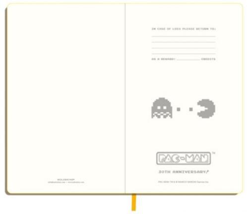 Moleskine Pac Man Notebooks 2