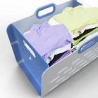 Unhampered Collapsible Laundry Basket 3