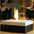 Unique Flame Tables