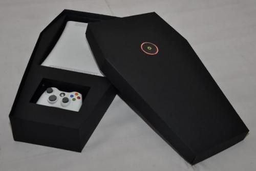 X box Coffin