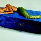 Mermaid Coffin