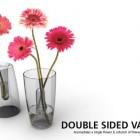 Double Sided Vase