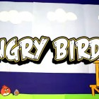 angry birds stop motion animation