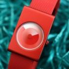 designer watch i toc time revolution red