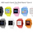 hex watch band