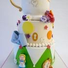 Alice in Wonderland Cake A Work Of Art