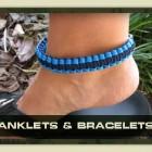 anklet survival straps