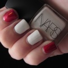 How To Make a Cherries Manicure 2