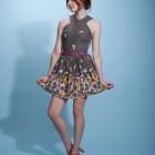 Tetris Mini Dress
