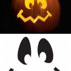 Pumpkin Templates Stencils