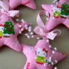 hello kitty christmas decoration 2