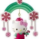 hello kitty christmas decoration 3