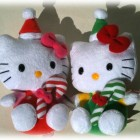 hello kitty christmas decoration 4