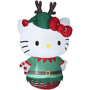 Hello Kitty Christmas Decorations