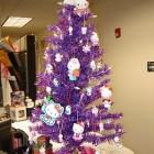 hello kitty christmas  tree 2