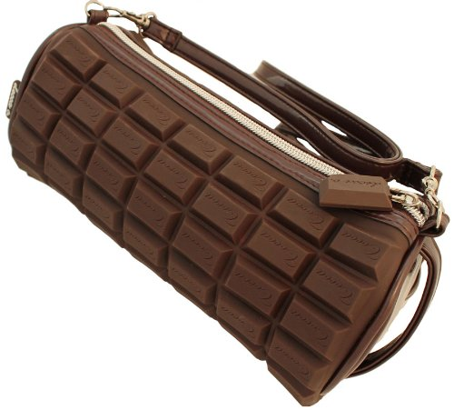 Chocolate Candy Bar Handbag