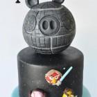 Angry Birds Star Wars Cake 1