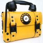 Steampunk Telephone Handbag