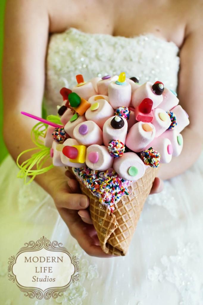unique wedding bouquets 12