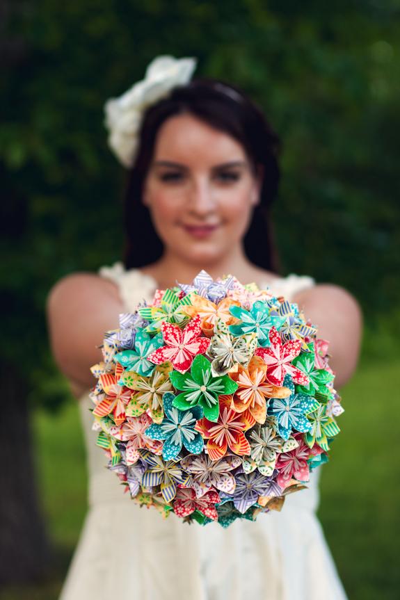 unique wedding bouquets 6