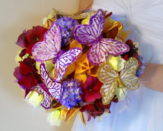 unique wedding bouquets 8