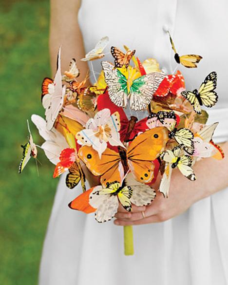 unique wedding bouquets 9