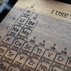 Periodic Table Cutting Board  1