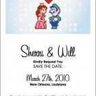geeky save the date 6