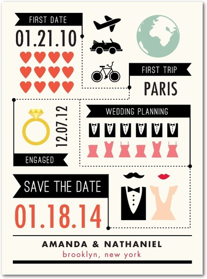 geeky save the date 7