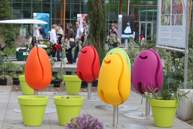 Flower chairs 2