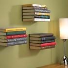 design tredns 2014 Invisible Bookshelf