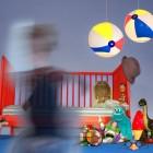 Beach Ball Light Fixtures 03