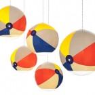 Beach Ball Light Fixtures 04
