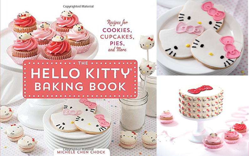 Hello Kitty Baking Book GIFT