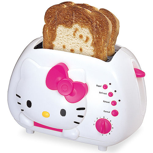 Hello kitty Toaster gift