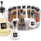 funky gift Chemist's Spice Rack