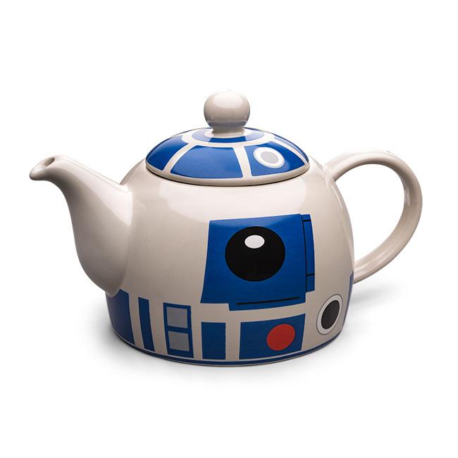 funky gift R2-D2 Ceramic Teapot