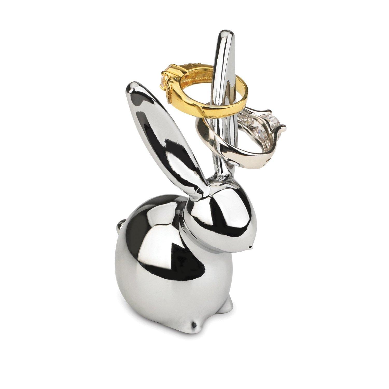 funky gift Umbra Zoola Bunny Ring Holder