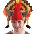 silly Funny turkey hat
